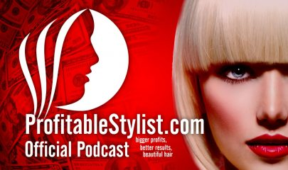 """CHECK OUT """"THE PROFITABLE STYLIST"""" PODCAST! A podcast you can learn from, earn from…"""