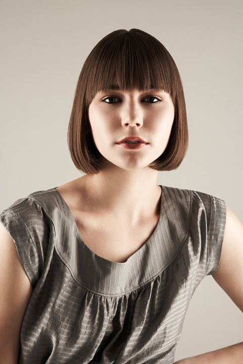 STYLING 101: Bangs Are Beautiful…But Make Sure They're The Right Ones! There's nothing quite…