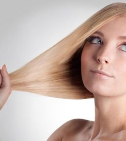 """Client tips for better wear with their add-on hair: """"Before washing, hair should be…"""