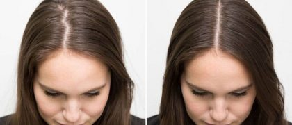 HAIR HACK: THE PERFECT PART If you struggle to create a straight part every…