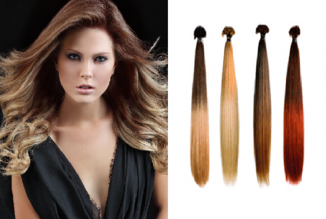 Before-and-after-ombre-clip-in-hair-extensions-e1390579701160