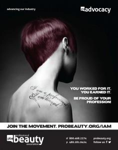 PBA - I Am Professional Campaign