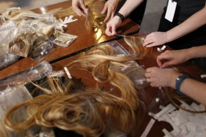 A Black Market for Hair Extensions?